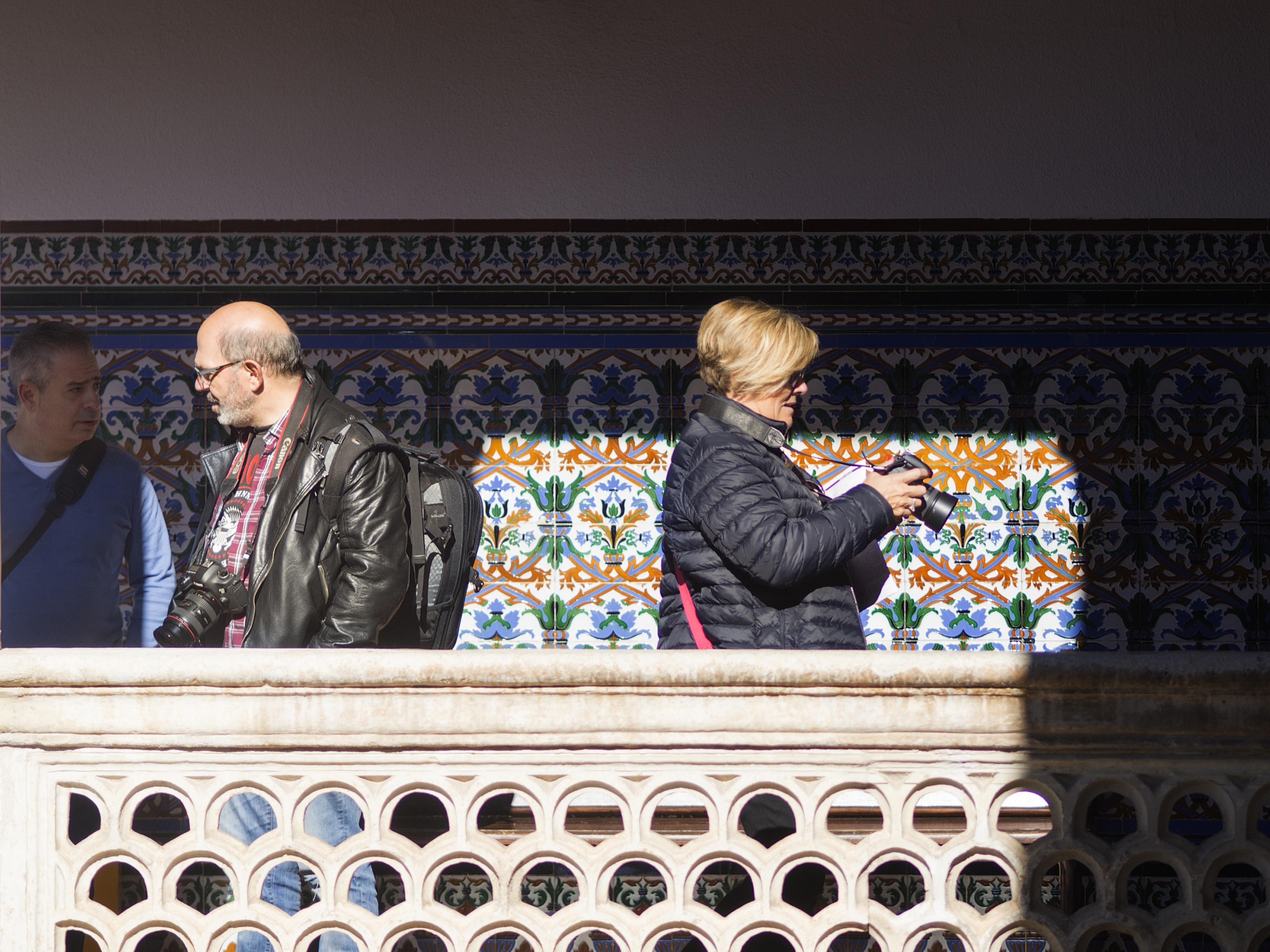 Santos Moreno y Txema Lacunza...