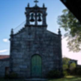 Iglesia Parroquial de San Paio (San Pablo) en Fiolledo, Salvaterra de Miño (Pontevedra) Galicia. Photoperiplo estuvo allí. Si te gusta viajar para fotografiar, nos acompañas?