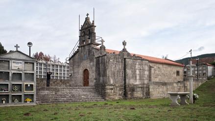 Vista general de San Andrés de Uma