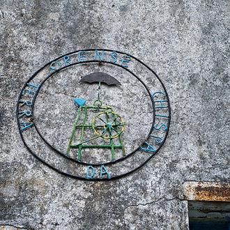 Nogueira de Ramuín en Orense (Galicia, Spain) es la cuna de esa profesión ambulante casi desaparecida: el afilador. Foto de www.photoperiplo.com
