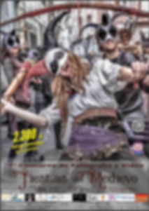 Cartel 7º Concurso de Fotografía y Video de las Fiestas del Medievo en Villena (Alicante)
