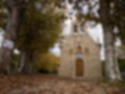 Capilla de la Virgen de la Luz en la parroquia de Meder en Salvaterra de Miño (Pontevedra) Galicia. Photoperiplo estuvo fotografiando allí este otoño pasado coincidiendo con el magosto.