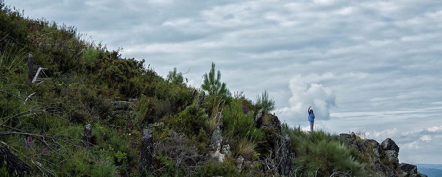 Mirador do Pe do Home en Nogueira de Ramuín - Luintra (Ourense, Galicia, Spain) en plena Ribeira Sacra, Photoperiplo estuvo allí porque nos encanta viajar para fotografiar.