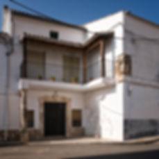 Casa blasonada con el escudo de los Calderón de la Barca en Horcajada de la Torre (Cuenca) Photoperiplo viajó allí para fotografiar