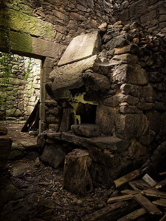 Antiguo Horno en Nogueira de Ramuín (Ourense, Galicia) Foto de www.photoperiplo.com