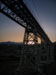Pont del Quisi que podremos admirar en la Ruta del Molí del Quisi...