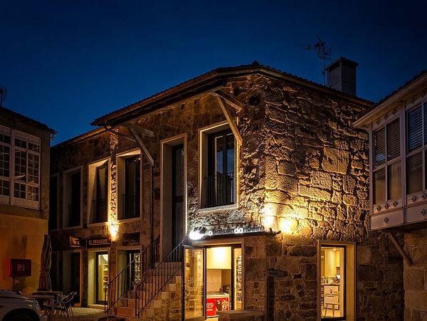 """""""obalcóndaribeira"""" Hotel y Restaurante con encanto en Parada de Sil (Orense, Galicia, España) muy buena relación calidad precio, muy familiar."""