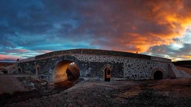 Photoperiplo estuvo allí fotografiando el Puente de los Espejos en Villena (Alicante) Comunidad Valenciana, España