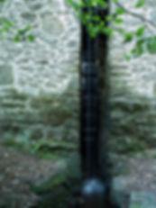 Molino de acea en la ruta de los Molinos de Couso en Ponteareas (Pontevedra) un buen lugar para viajar y fotografiar con Photoperiplo
