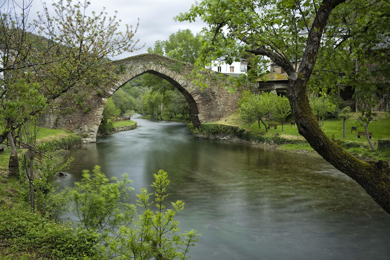 ... y los ríos...