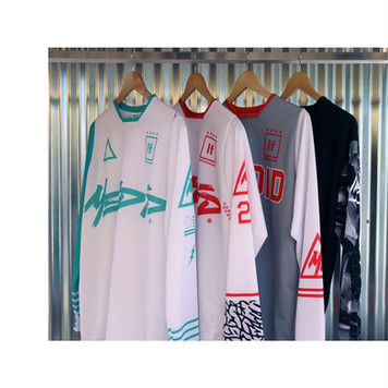 Mendid Lifestyle Jersey Collection