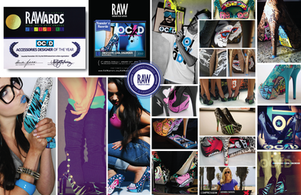 Founders Favorite & Accessories Designer of the Year Award for RAW artists.