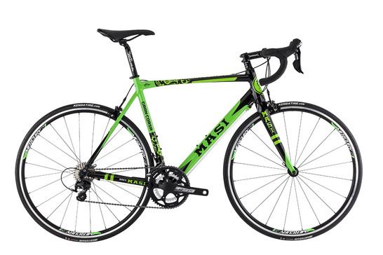 Graphic Design for Masi race bikes