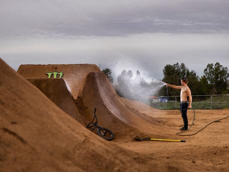 Pat Casey Photoshoot & Ad Camapign for Ethika