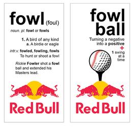 Red Bull / Rickie Fowler