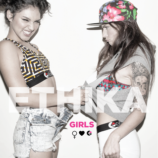 Photoshoot & Ad Campaign for Ethika Girls launch