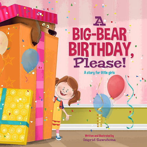 A Big-Bear Birthday, Please!