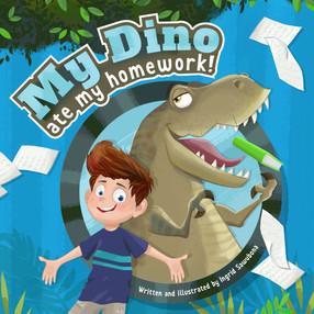 My Dino Ate My Homework!