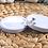 Thumbnail: Tutup kaleng putih ukuran 63mm