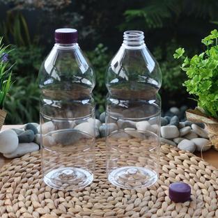 Botol plastik kopi 1liter