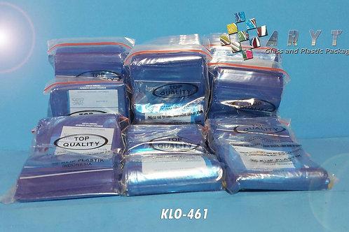 Klip Plastik Uk.10 x 7 (isi 1000 L)