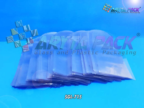 Segel plastik type selongsong semua ukuran