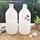 Thumbnail: Botol plastik HDPE 1 liter metako tutup ulir