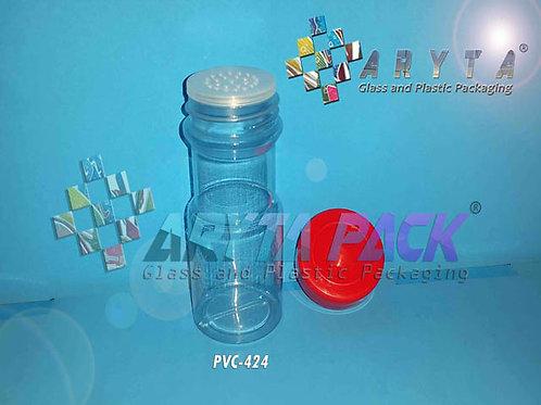 Toples plastik PVC 100ml selera tinggi