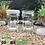 Thumbnail: Jar kaca 180ml tutup plastik putih second