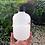 Thumbnail: Botol plastik HDPE 1 liter gold G tutup hitam