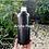 Thumbnail: Botol plastik HDPE 1 liter labor hitam tutup putih