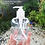 Thumbnail: Botol plastik PET Handsoap apel 300ml tutup pump putih susu