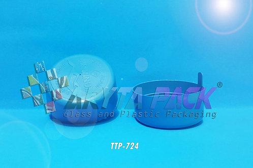 Tutup plastik dop galon 18 liter warna biru