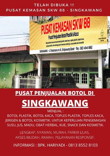 PUSAT KEMASAN SKW 88 - SINGKAWANG