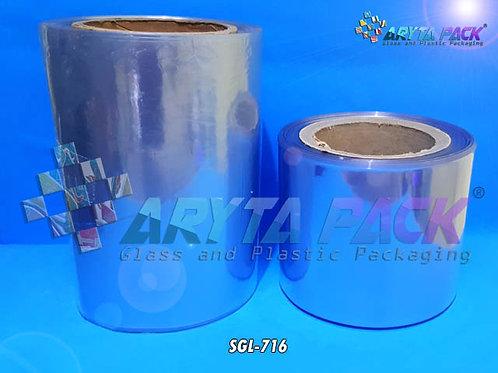 Segel plastik type roll ukuran 4cm s/d 6cm