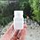 Thumbnail: Botol plastik PET 30 kapsul tablet kotak putih susu