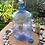 Thumbnail: Galon plastik PET 11 liter biru tutup dop