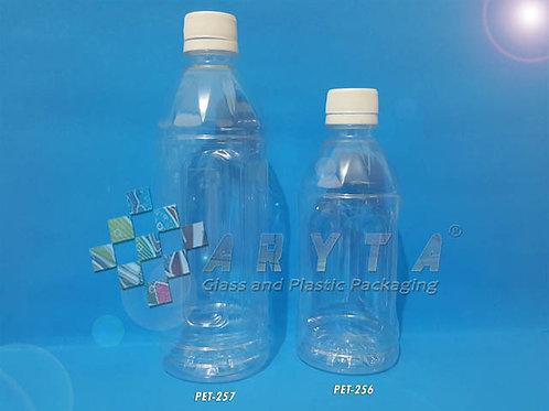 Botol plastik minuman 500ml oceanic tutup segel