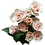 Thumbnail: Spray Roses Light Pink