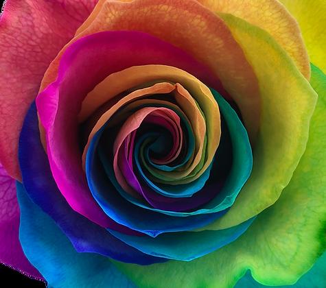 Multicolor Tie Die