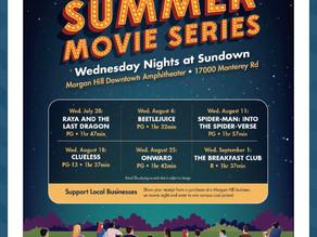 NEW: Free Outdoor Movie Nights