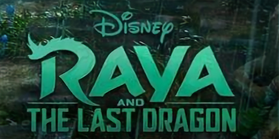 FREE Outdoor Summer Movie Series - Raya and the Last Dragon