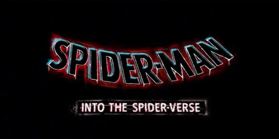 FREE Outdoor Summer Movie Series - Spider-Man into the Spider-Verse