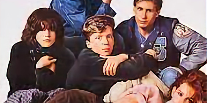 """FREE Outdoor Summer Movie Series - The Breakfast Club - Rated 'R"""""""