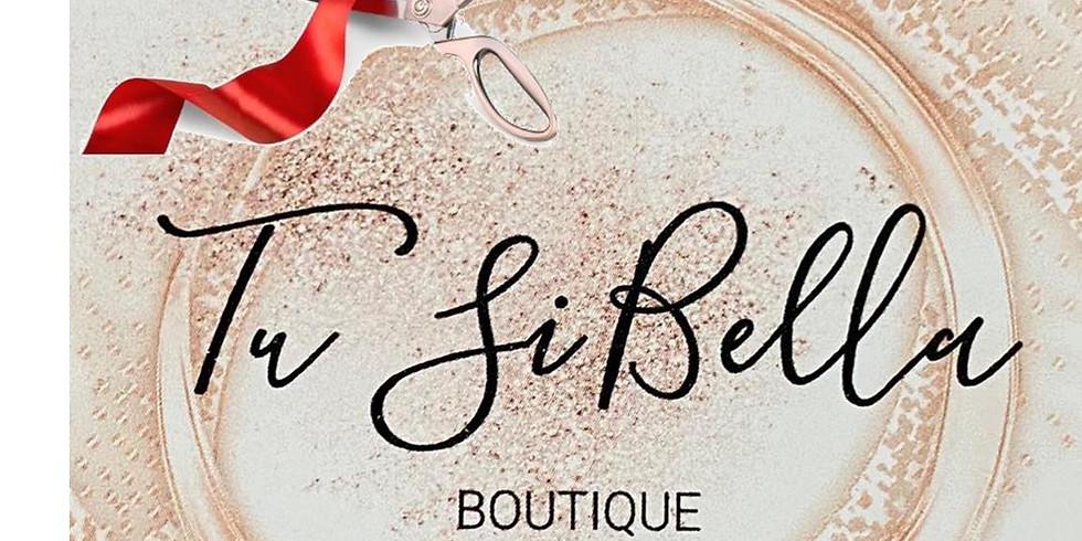 Ribbon Cutting/Grand Re-Opening - Tu Si Bella Boutique