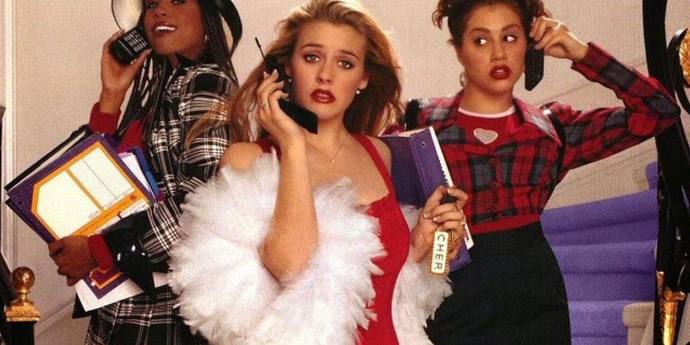 FREE Outdoor Summer Movie Series - Clueless