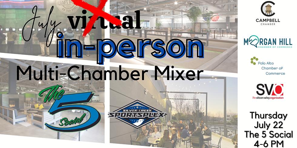 Multi-Chamber Mixer @ The 5 Social