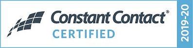 Constant Conact Certified