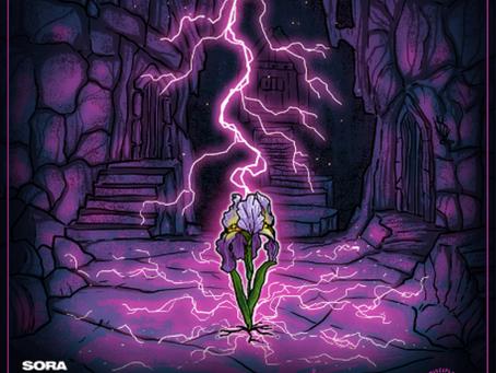 Sora slices the senses with new 'Iris' EP out on Disciple Round Table