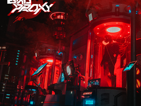 Bad Proxy transforms a new reality with first single, 'High Octane' [Dubstep FBI Premiere]